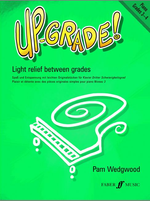 Faber music wedgwood pamela up grade 3 4 piano