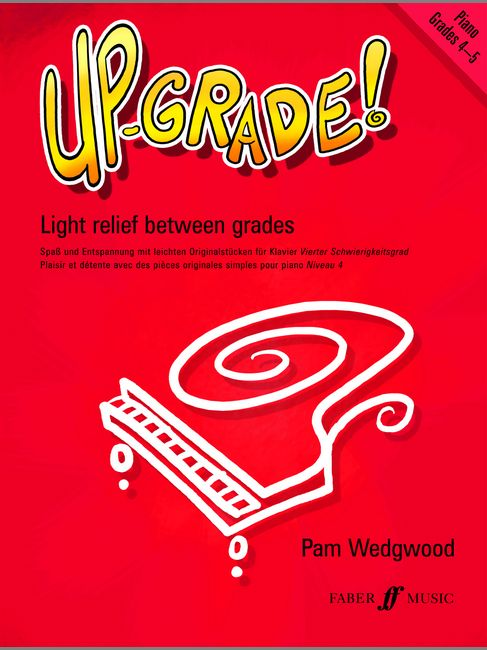 Faber music wedgwood pam up grade grades 4 5 piano