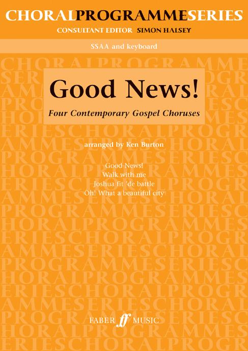 Burton Ken  - Good News! - Upper Voices (par 10 Minimum)