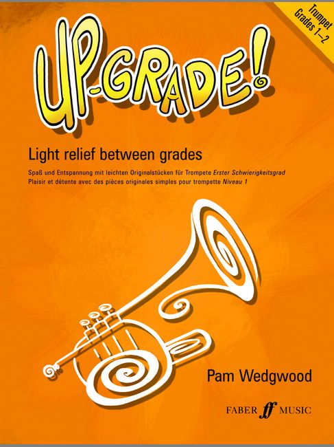 Faber music wedgwood pam up grade grades 1 2 trumpet and piano