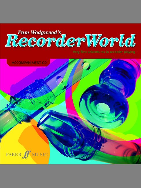 WEDGWOOD PAM - RECORDERWORLD + CD - RECORDER