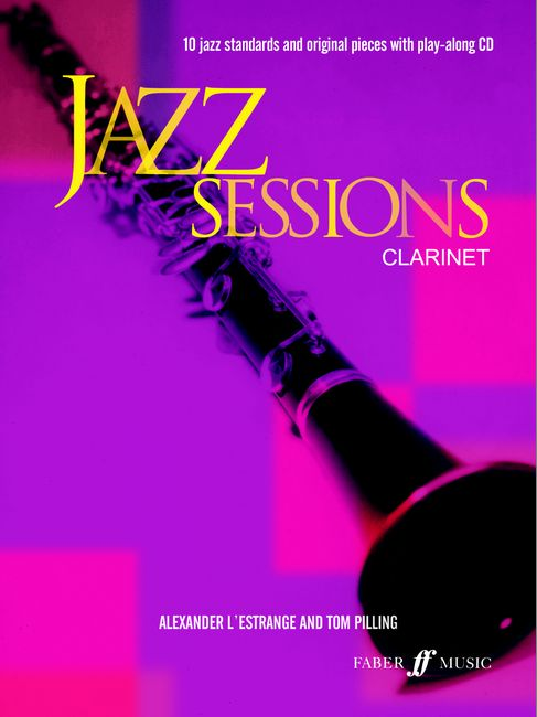 L'estrange A / Pilling T - Jazz Sessions + Cd - Clarinet And Piano