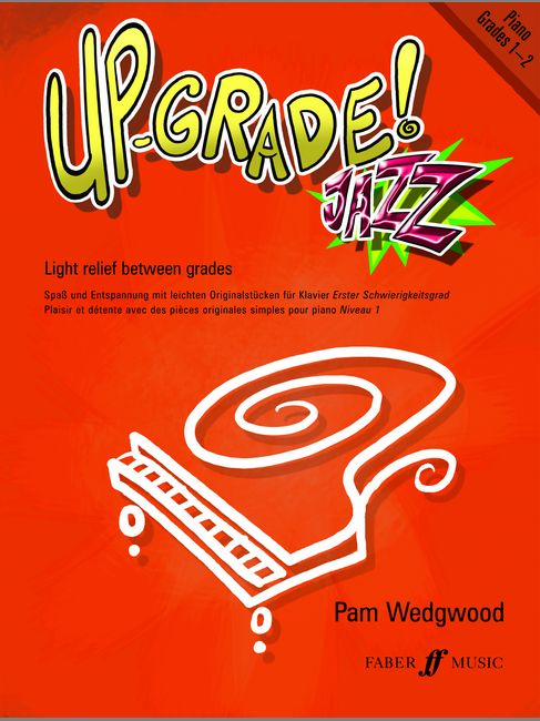Faber music wedgwood pam up grade jazz grades 1 2 piano