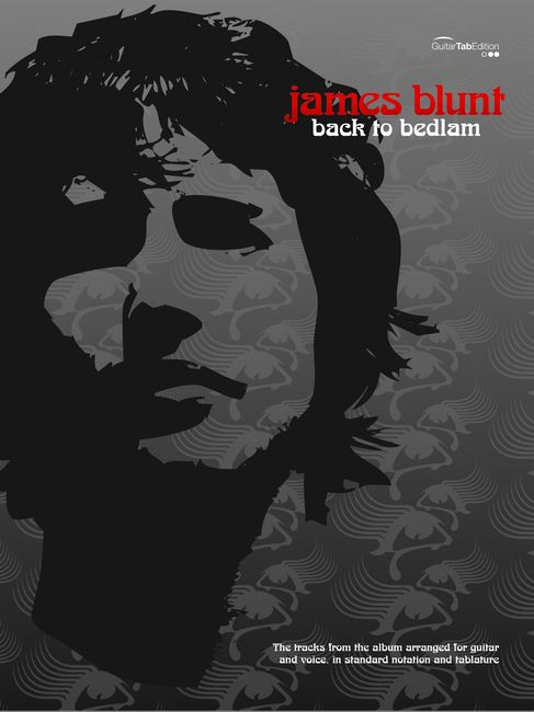 Blunt James - Back To Bedlam - Guitare Tab