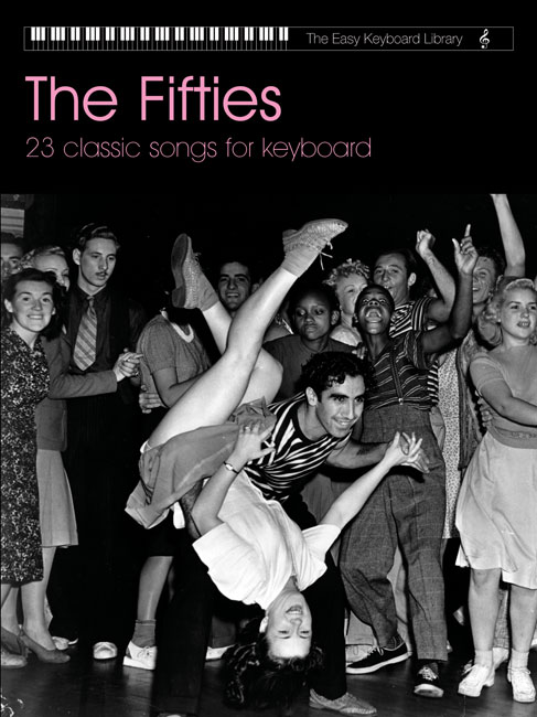 FIFTIES, THE - ELECTRONIC KEYBOARD