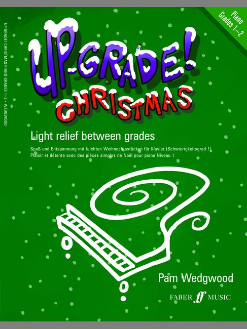 Faber music wedgwood pam up grade christmas grades 1 2 piano