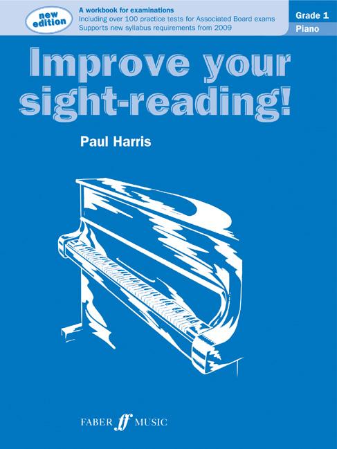 Harris Paul - Improve Your Sight-reading! Grade 1 - Piano