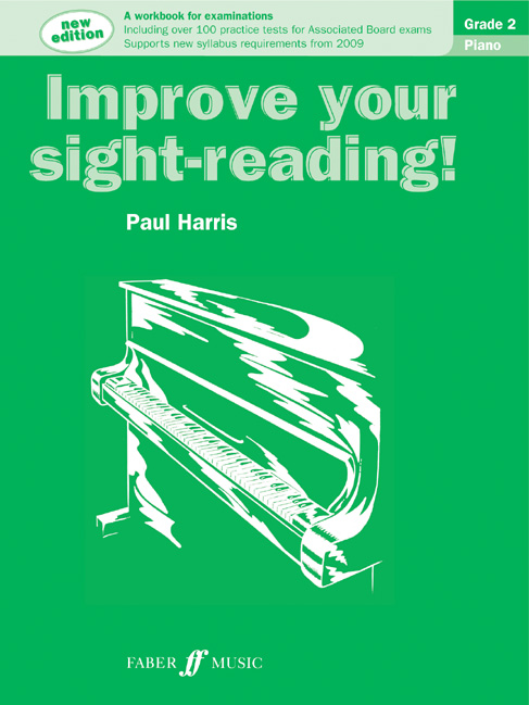HARRIS PAUL - IMPROVE YOUR SIGHT-READING! GRADE 2 - PIANO
