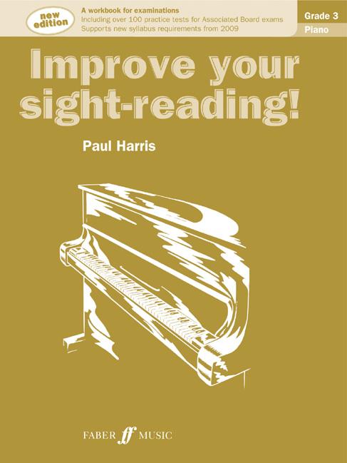 Harris Paul - Improve Your Sight-reading! Grade 3 - Piano