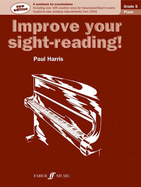 Harris Paul - Improve Your Sight-reading! Grade 5 - Piano