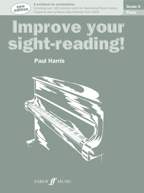 Harris Paul - Improve Your Sight-reading! Grade 6 - Piano