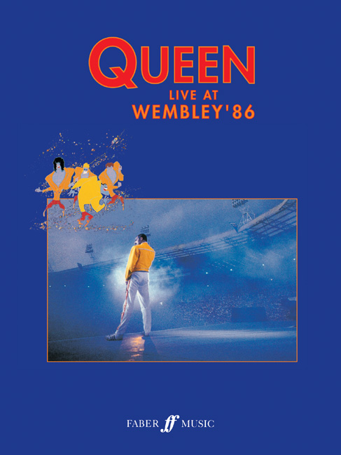 Queen - Live At Wembley '86 - Pvg