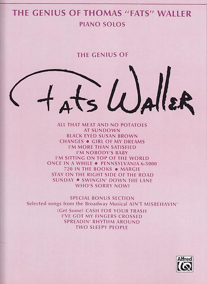 Waller Fats - The Genius Of