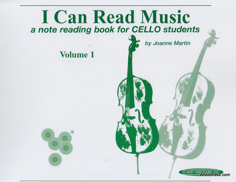 Suzuki S. - I Can Read Music Vol. 1 - Violoncelle