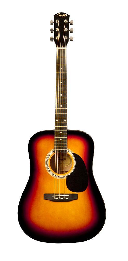 Squier By Fender Sa 105 Sunburst