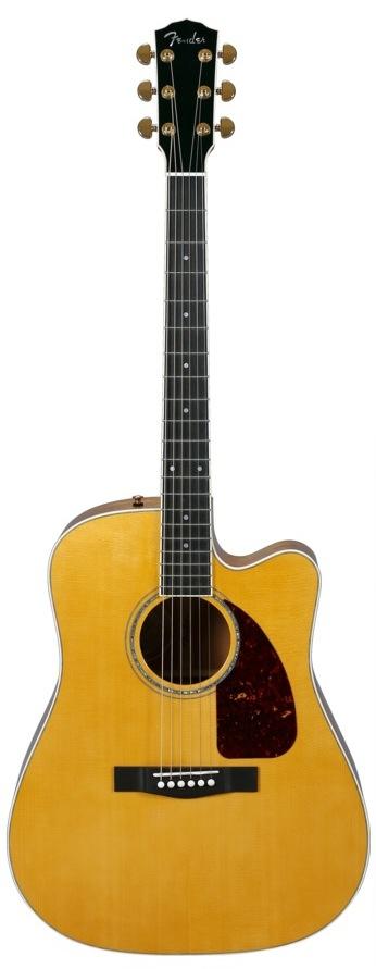 Fender Custom Shop Pro Tpdce Naturalle + Etui
