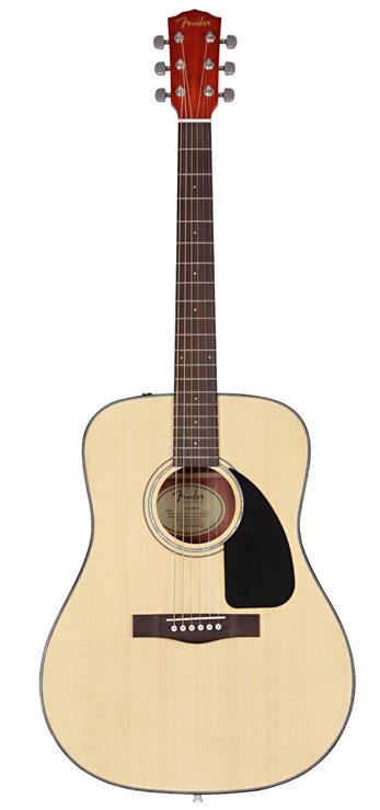 Fender Cd 60 Natural V2