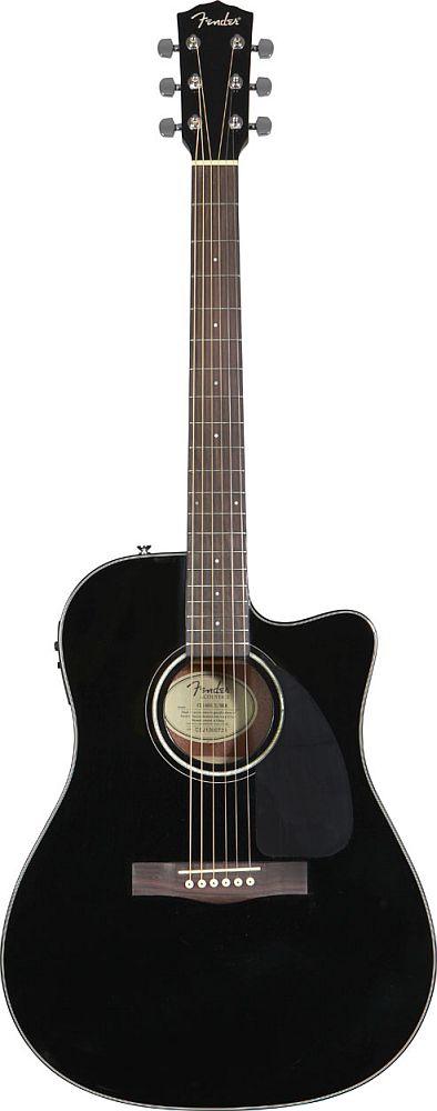 Fender Cd 140 Sce Black V2