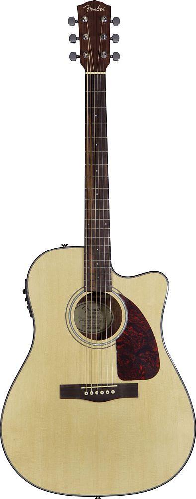 Fender Cd 140sce Natural V2