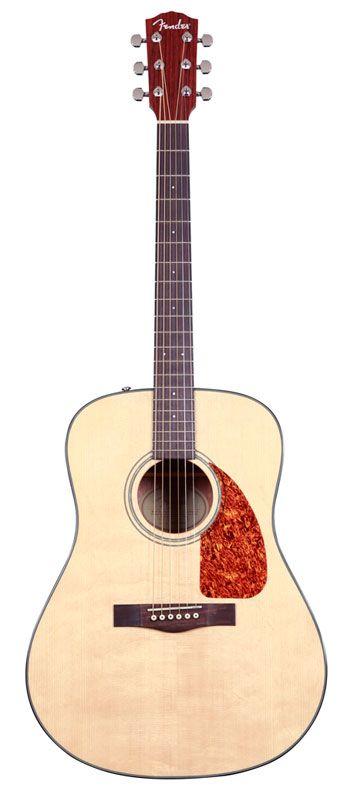 Fender Cd 140 S Natural V2