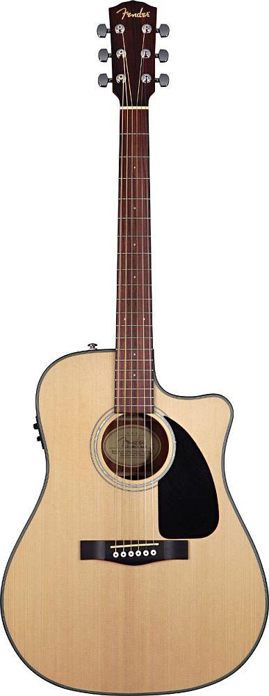 Fender Cd 100ce Natural V2