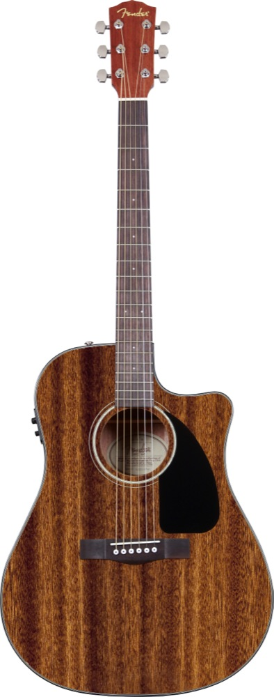 Fender Cd 60 Ce Acajou