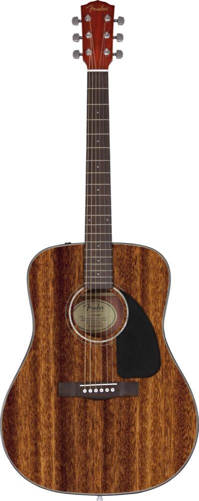 Fender Cd-60 All Acajou