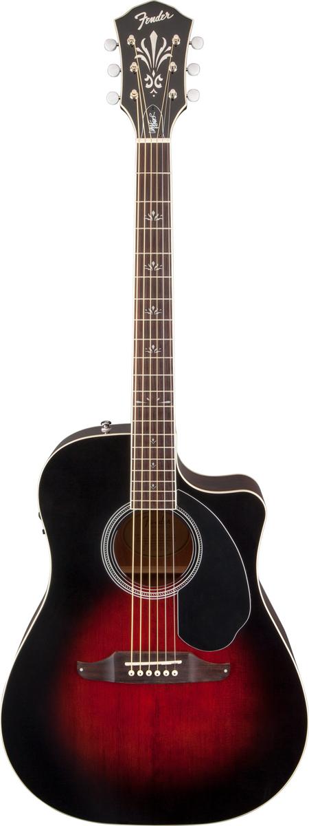 Fender Wayne Kramer Sunburst