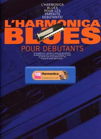 L'harmonica Blues Pour Débutant Cd + Harmonica - Nick Kinsella
