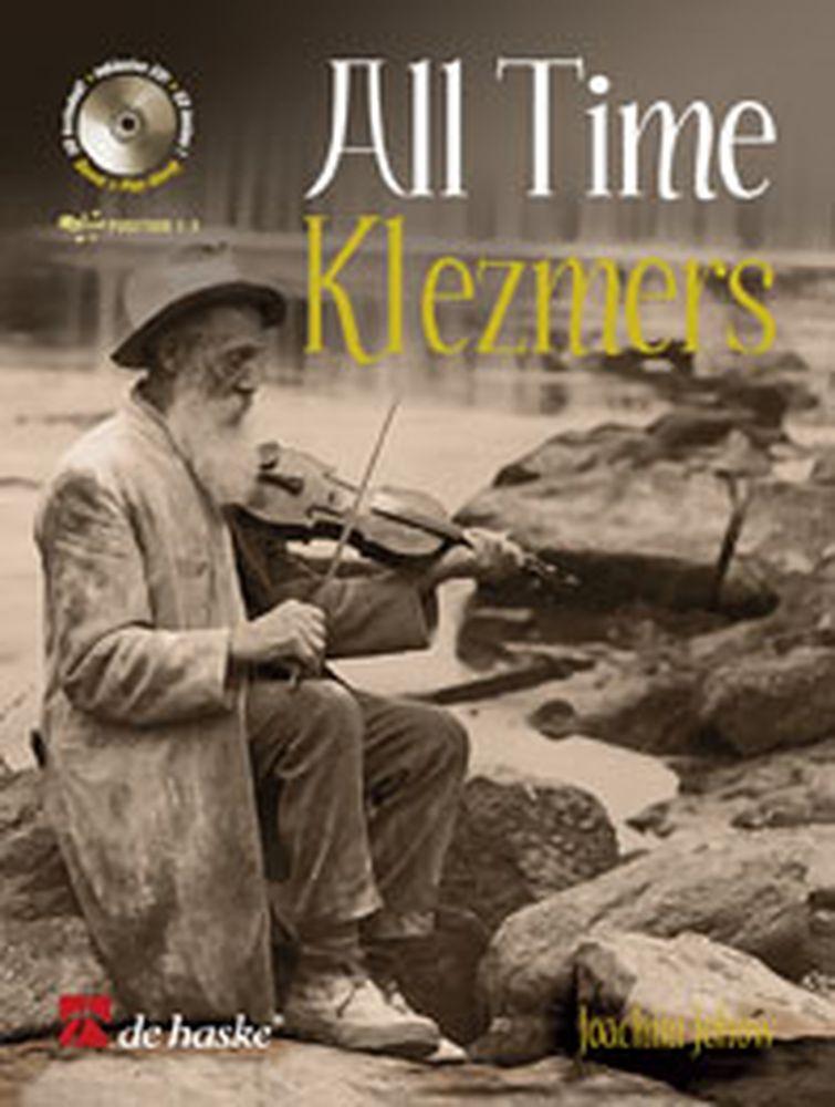 All Time Klezmers + Cd - Violon