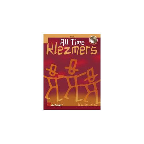 All Time Klezmers Flute + Cd (joachim Johow)