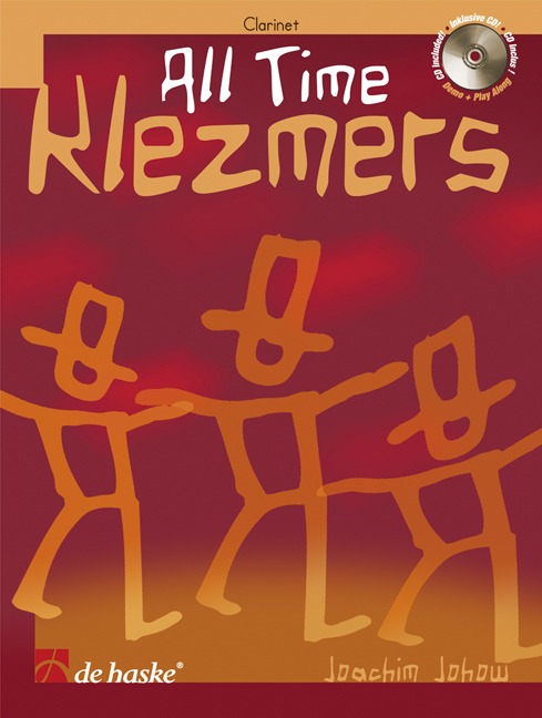 All Time Klezmers Clarinette + Cd (joachim Johow)