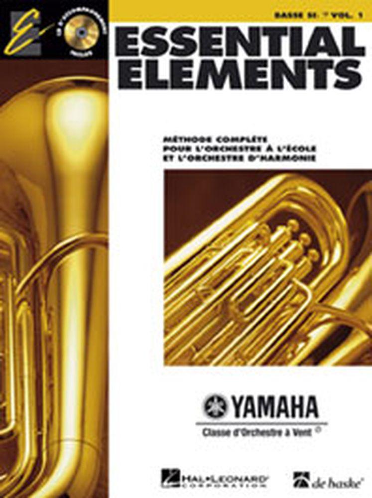 Essential Elements Vol.1 + Cd - Tuba