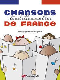 Chansons Traditionnelles De France - Trompette Et Piano + Cd