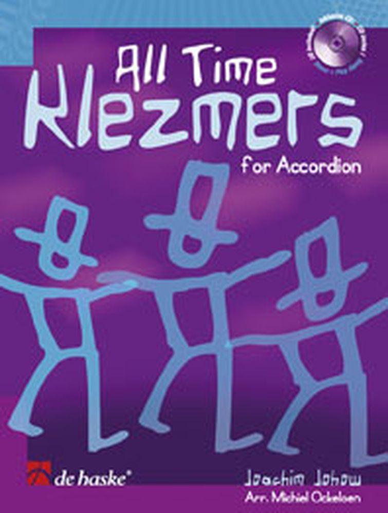 All Time Klezmer + Cd - Accordeon