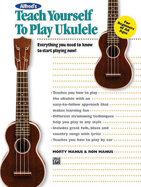 Manus Morton - Teach Yourself To Play - Ukulele