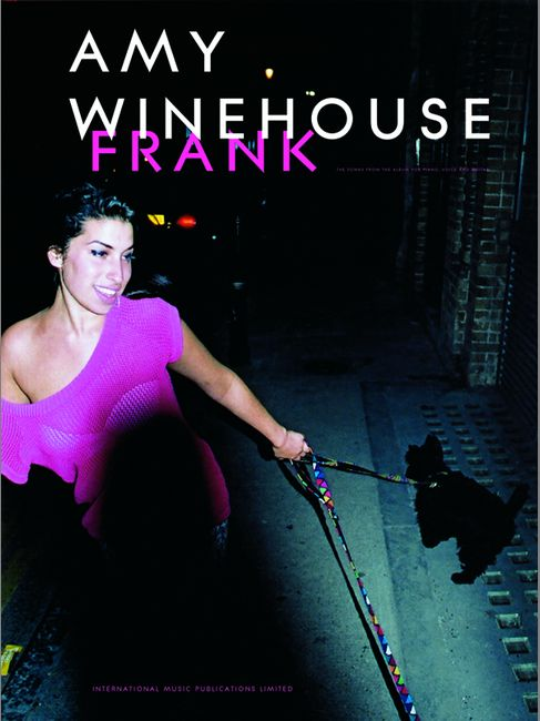 Amy Winehouse sheet music books scores (buy online).