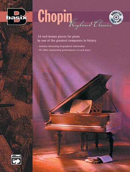 Chopin Frederic - Keyboard Classics Basix Series - Piano