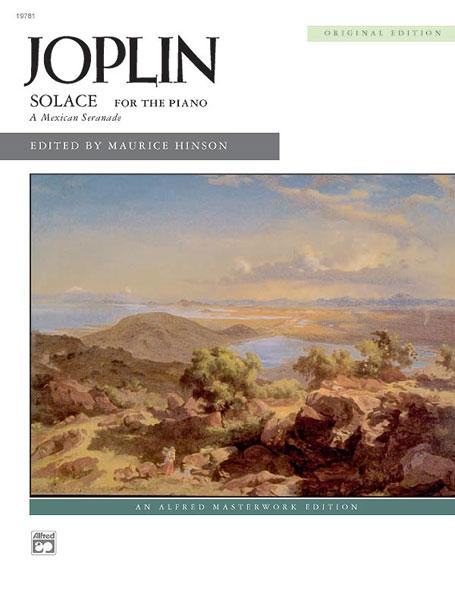 Joplin Scott - Solace - Piano Solo