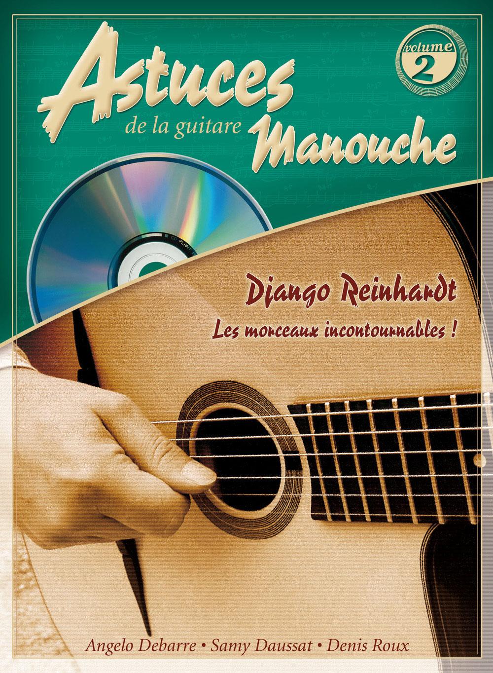Roux & Daussat - Astuces De La Guitare Manouche Vol.2 + Cd