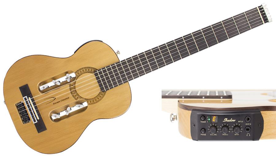 traveler guitar electro acoustique ultra light piezo. Black Bedroom Furniture Sets. Home Design Ideas