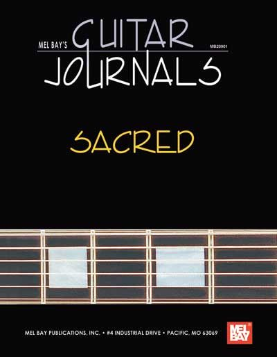 Bay William - Guitar Journals - Sacred - Guitar