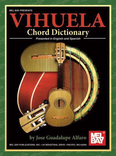 Guadalupe Alfaro Jose - Vihuela Chord Dictionary - Strings