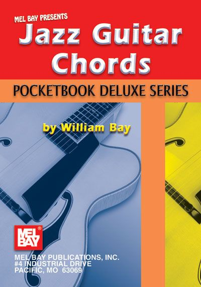 Bay William - Jazz Guitar Chords, Pocketbook Deluxe Series - Guitar