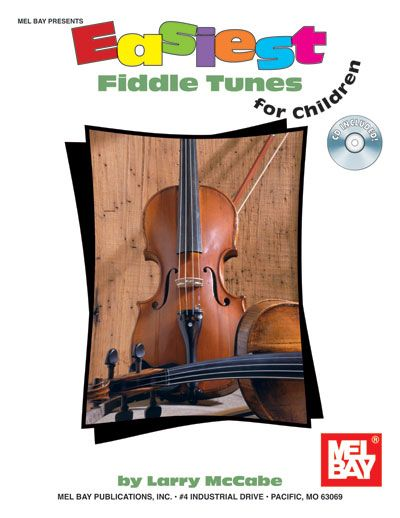 MCCABE LARRY - EASIEST FIDDLE TUNES FOR CHILDREN - FIDDLE