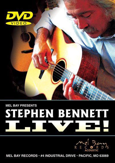 Bennett Stephen - Live! - Guitar