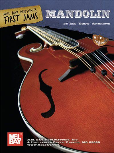 Drew Andrews Lee - First Jams: Mandolin + Cd - Mandolin