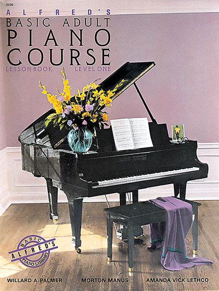 Palmer Manus And Lethco - Alfred Adult Piano Course Lesson Book 1 - Piano