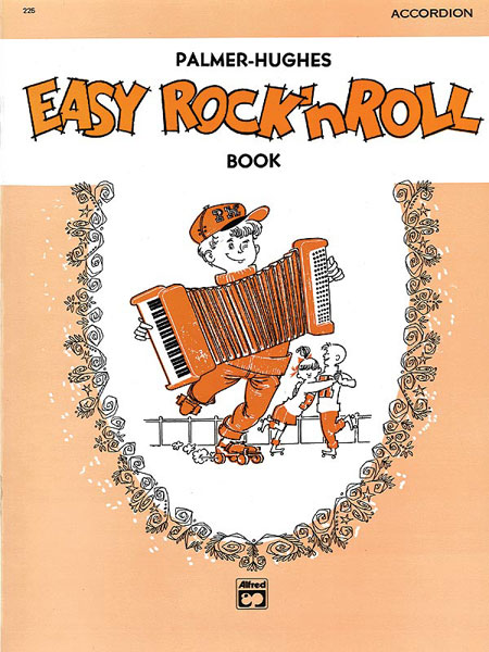 PALMER BILL AND HUGHES ED - EASY ROCK N ROLL - ACCORDION