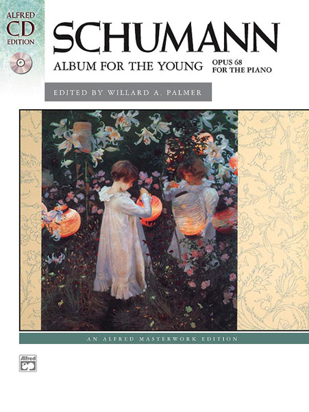 Schumann Robert - Album + Cd - Piano Solo